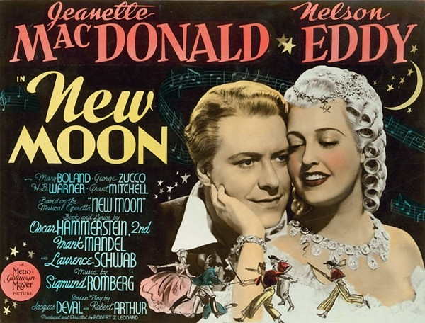 Image result for New Moon 1940