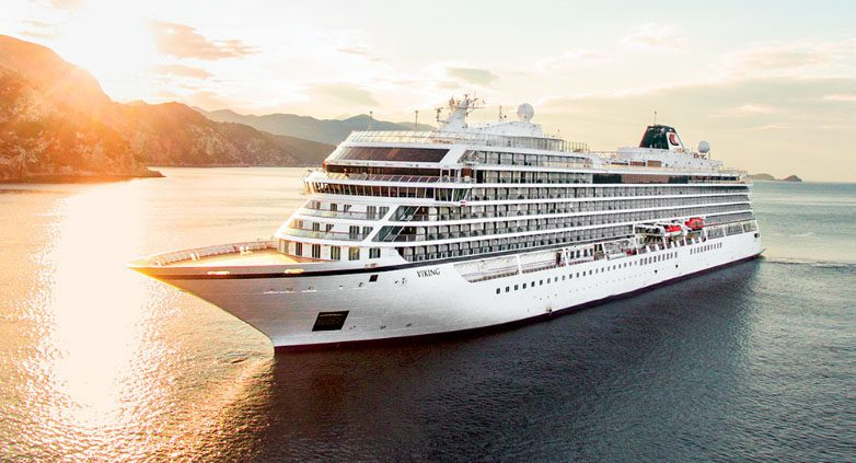 first hydrogen powered cruise ship