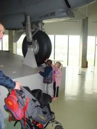 This wheel is quite big!