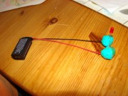 Playdough circuit