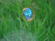 Bubbles for Matilda Mae