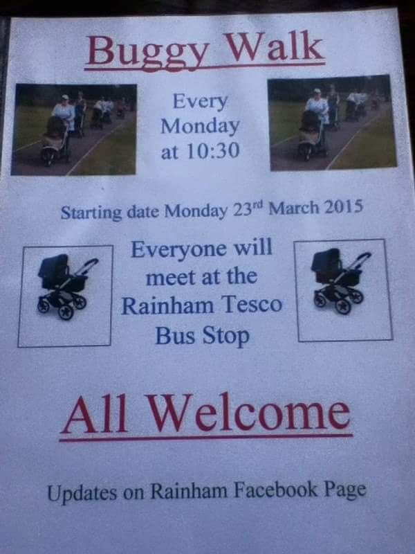 The 1st Buggy Walk (1/6)