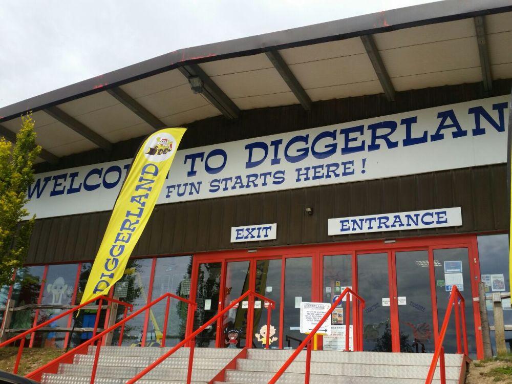 Diggerland (Kent) review (1/3)