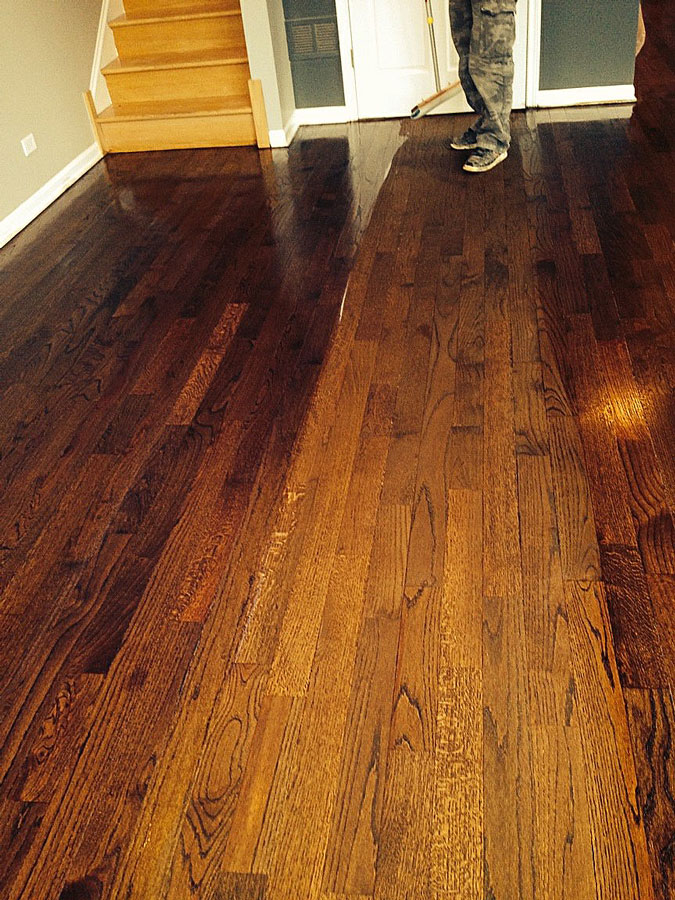 How Long Does Polyurethane Take To Dry On Hardwood Floors