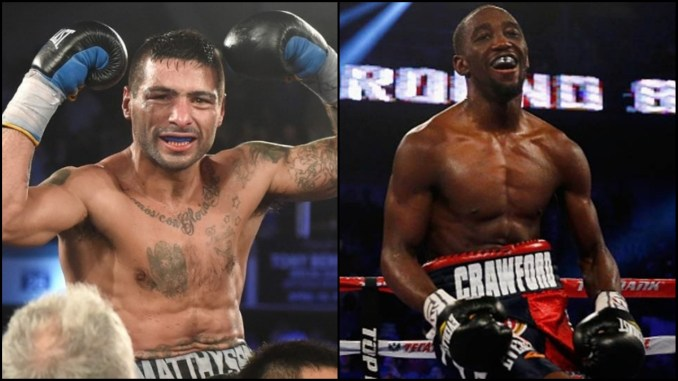Matthysse vs Crawford