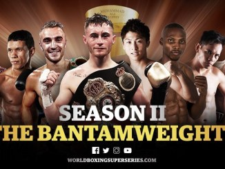 WBSS bantamweight tournament