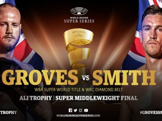 Groves - Smith WBSS Finals
