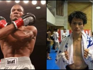 Julian Williams and Takeshi Inoue
