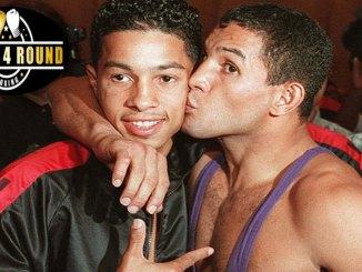 Hector Camacho Sr and Jr