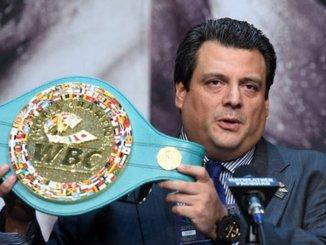 Mauricio Sulaiman and WBC Title