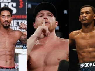 Middleweight Division is Prime for Unification in 2019