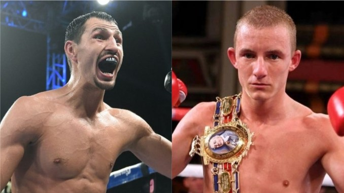 WBSS Alternates: Viktor Postl and Paul Butler