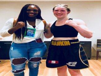 Claressa Shields vs Hannah Rankin