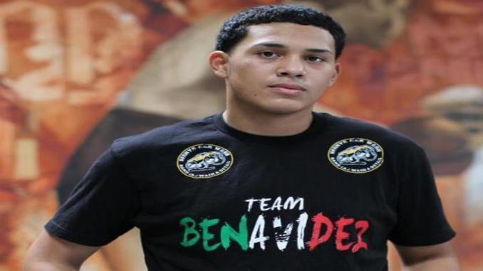 David Benavidez 2