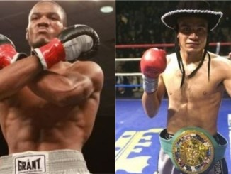 Julian Williams vs Francisco Javier Castro