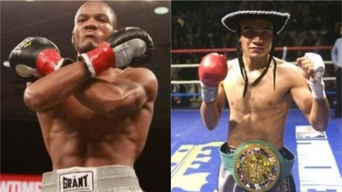 Julian Williams vs Francisco Javier Castro