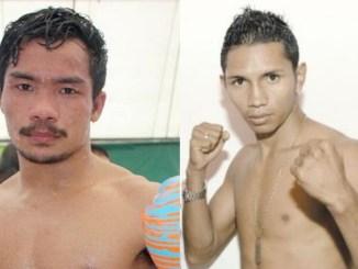 Knockout CP Freshmart vs Byron Rojas