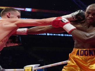 Adonis Stevenson in Critical Condition