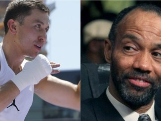 Gennady Golovkin meets with Al Haymon