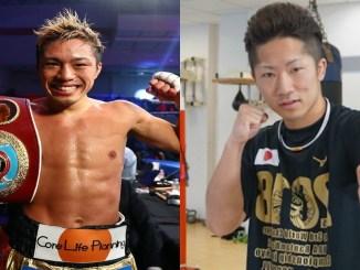 Masayuki Ito and Takuma Inoue
