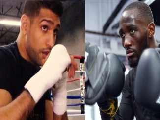 Amir Khan vs Terence Crawford Possible
