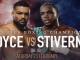 Joe Joyce vs Bermane Stiverne