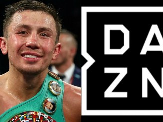 Gennady Golovkin and DAZN
