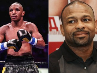 Devon Alexander and Roy Jones Jr