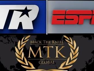Top Rank, ESPN and MTK Global
