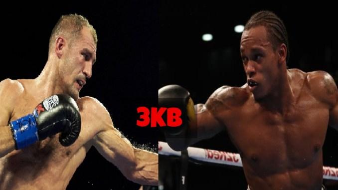 Sergey Kovalev vs Anthony Yarde