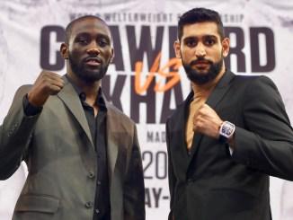 Terence Crawford vs Amir Khan