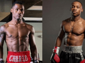 Jermall Charlo and Brandon Adams