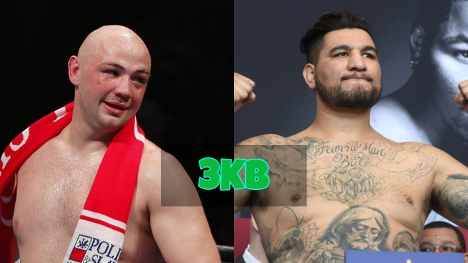 Adam Kownacki vs Chris Arreola