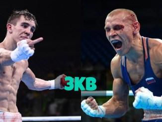 Michael Conlan vs Vladimir Nikitin
