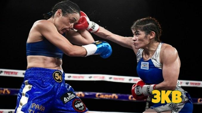 Marcela Acuña vs Jackie Nava 2