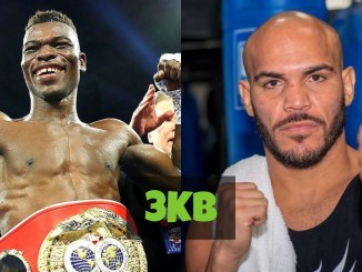 Richard Commey and Ray Beltran