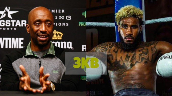 Stephen Edwards and Jarrett Hurd