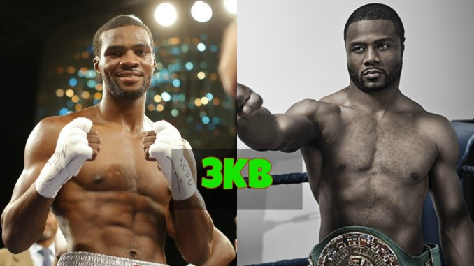 Marcus Browne and Jean Pascal