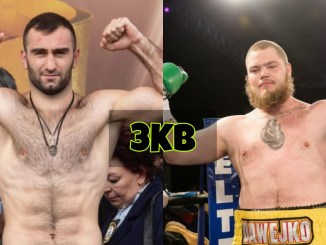 Murat Gassiev and Joey Dawejko