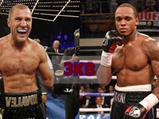 Segey Kovalev and Anthony Yarde