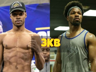 Errol Spence Jr and Shawn Porter