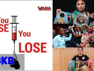 WBC & VADA Logo, Cecilia Braekhus, Claressa Shields and Katie Taylor