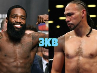 Adrien Broner and Keith Thurman