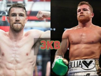 Callum Smith and Canelo Alvarez