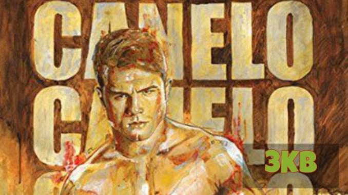 Canelo Alvarez Poster