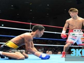 Ginjiro Shigeoka Drops Clyde Azarcon