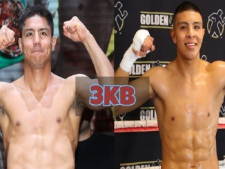 Jessie Vargas and Jaime Munguia