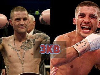 Ricky Burns and Lee Selby