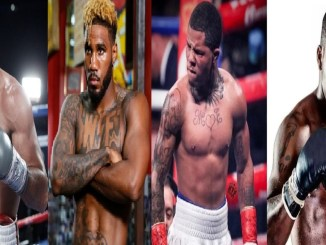 Julian Williams, Jarrett Hurd, Gervonta Davis, Tevin Farmer