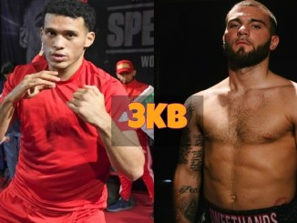 David Benavidez and Caleb Plant
